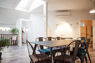 Casual hot-desking visit